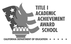 title 1 academic achievement award school logo