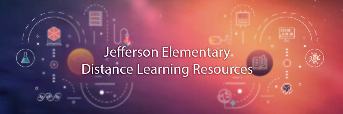 jefferson distance learning resources image